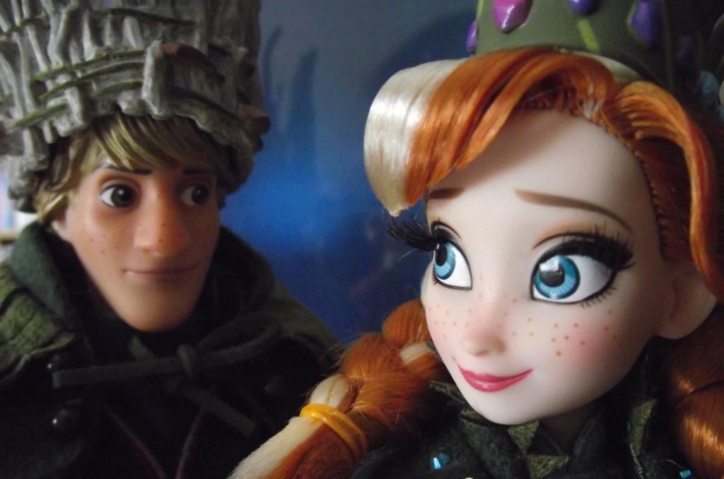 Disney Fairytale/Folktale/Pixar Designer Collection (depuis 2013) - Page 11 Dscf3213