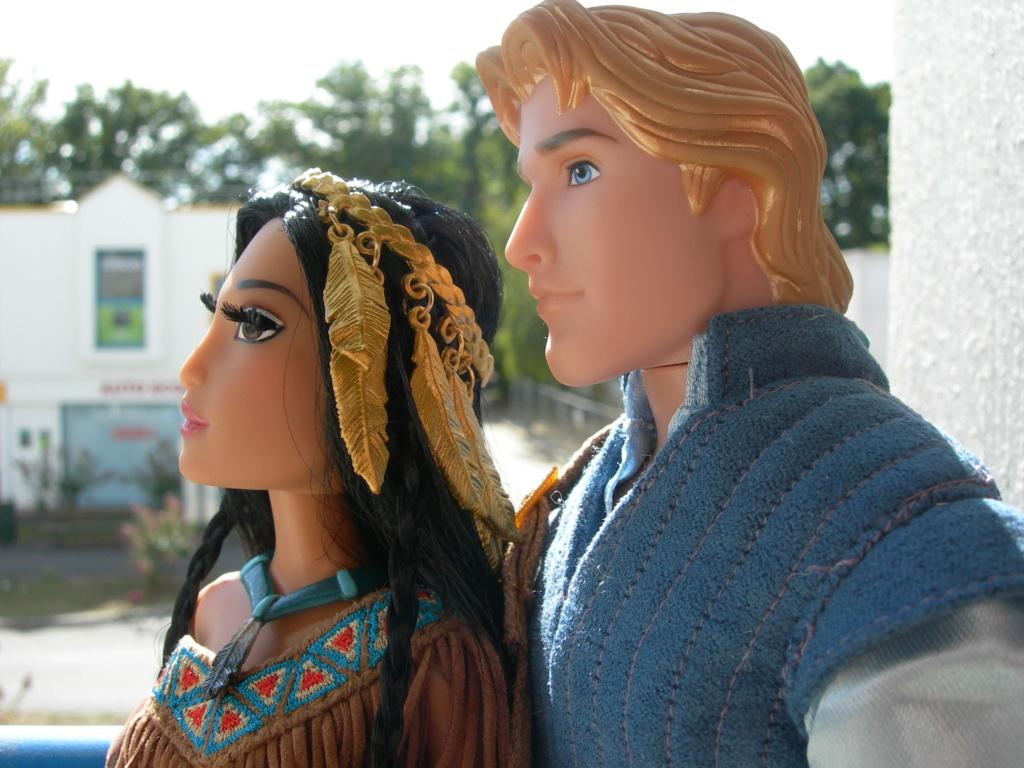 Disney Fairytale/Folktale/Pixar Designer Collection (depuis 2013) - Page 11 Dscn0017