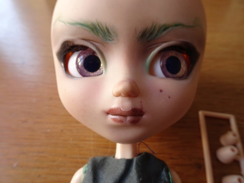 [PAUSE][VENDS] Pullip MIO [FEELER] Scary Godmother doll Pullip10