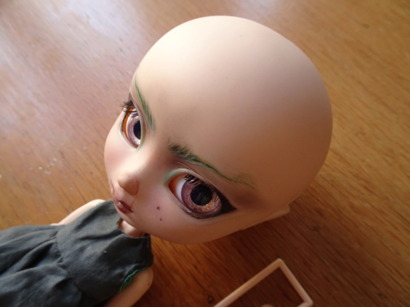 [PAUSE][VENDS] Pullip MIO [FEELER] Scary Godmother doll Pullip11