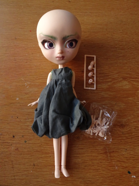 [PAUSE][VENDS] Pullip MIO [FEELER] Scary Godmother doll Pullip12