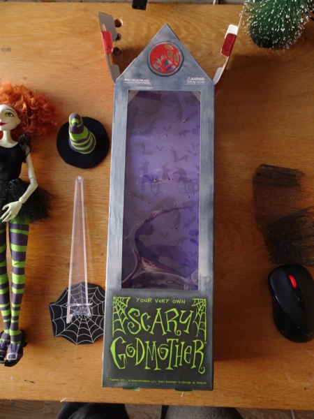 [PAUSE][VENDS] Pullip MIO [FEELER] Scary Godmother doll Sg0210