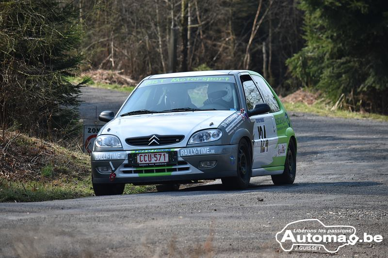 Rallyes Belges : Photos de Jack - Page 2 12410
