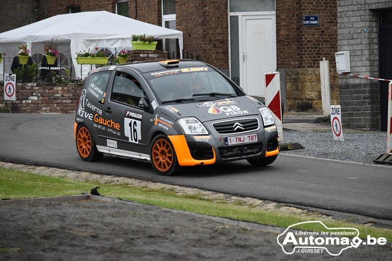 Rallyes Belges : Photos de Jack - Page 2 1610
