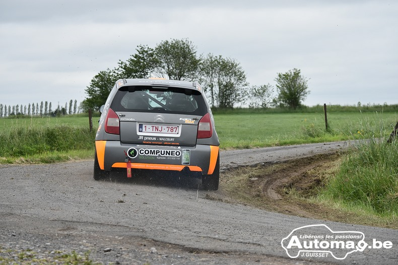 Rallyes Belges : Photos de Jack - Page 2 16_510