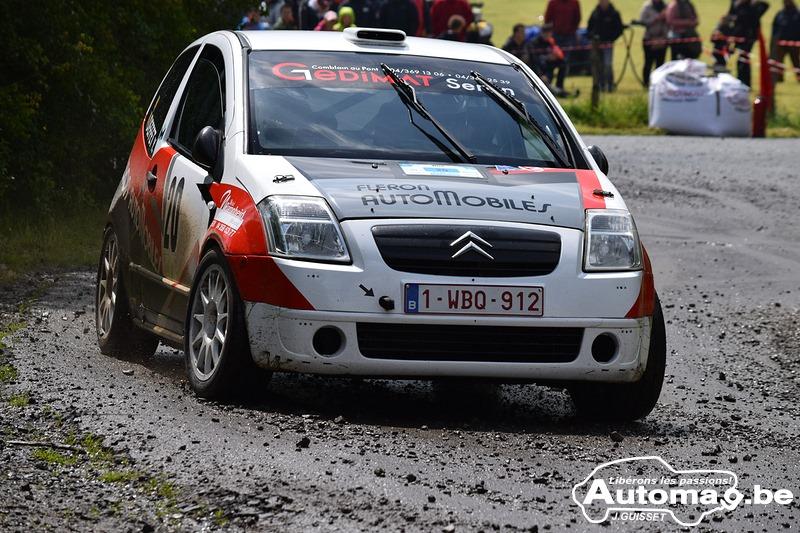 Rallyes Belges : Photos de Jack - Page 2 20_810