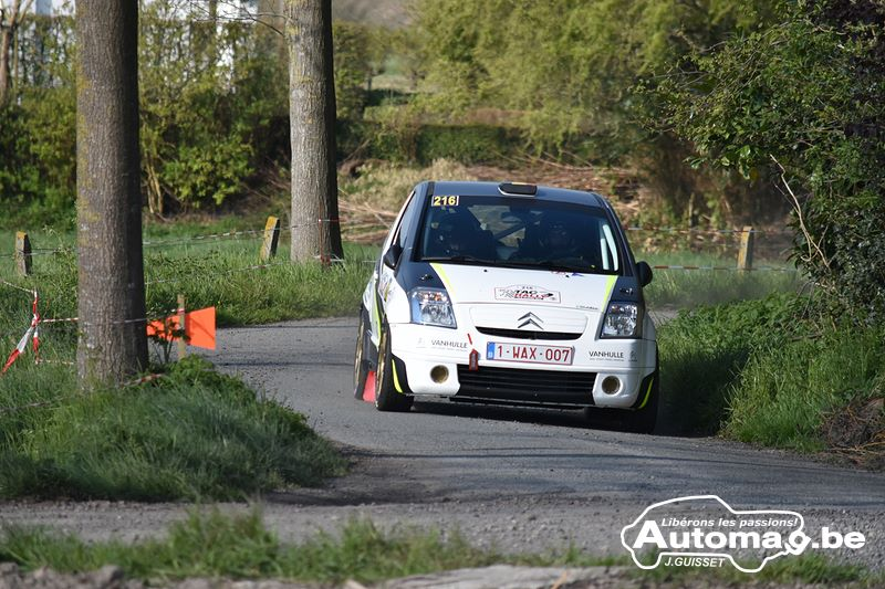 Rallyes Belges : Photos de Jack - Page 2 216_110