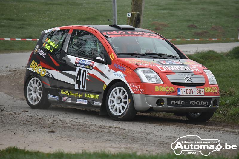 Rallyes Belges : Photos de Jack - Page 2 40_1010