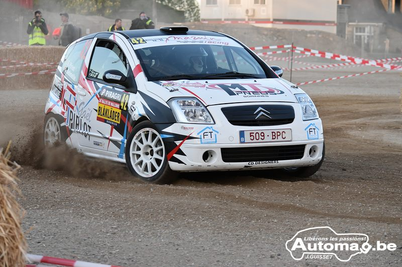 Rallyes Belges : Photos de Jack - Page 2 4210