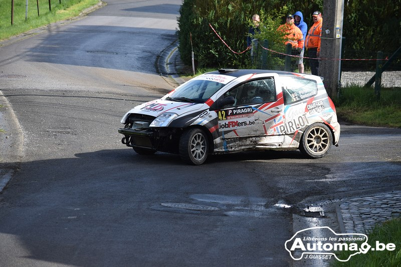Rallyes Belges : Photos de Jack - Page 2 4211