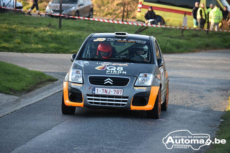 Rallyes Belges : Photos de Jack 46445910