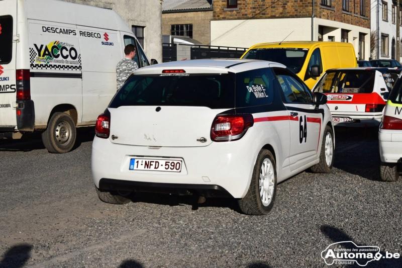 Rallyes Belges : Photos de Jack 51966710