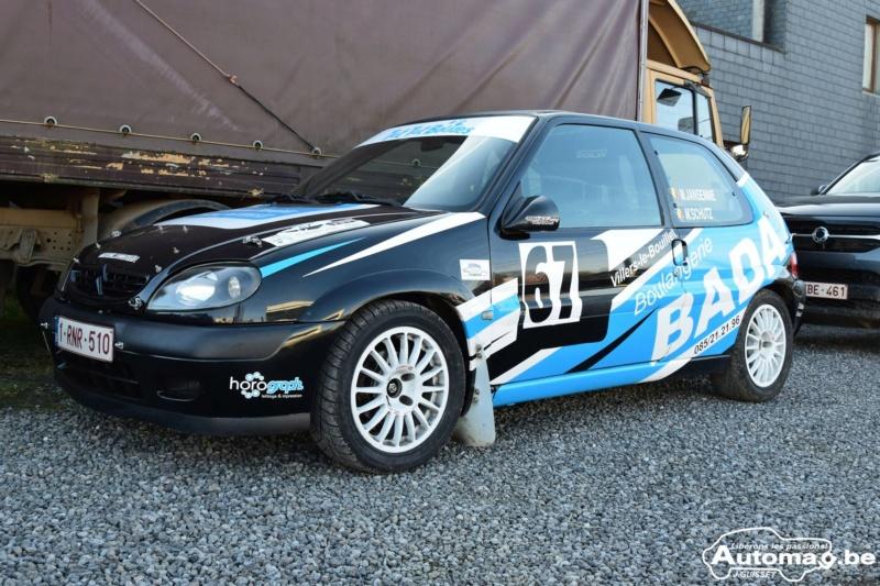 Rallyes Belges : Photos de Jack 52427810