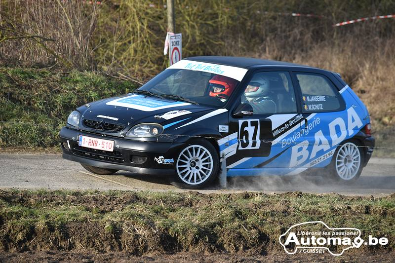 Rallyes Belges : Photos de Jack 52440810