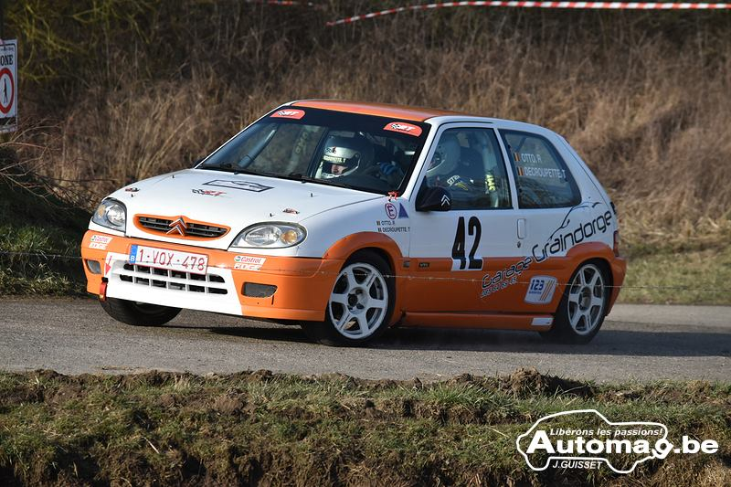 Rallyes Belges : Photos de Jack 52927510