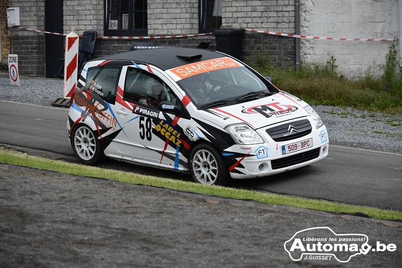 Rallyes Belges : Photos de Jack - Page 2 58_310