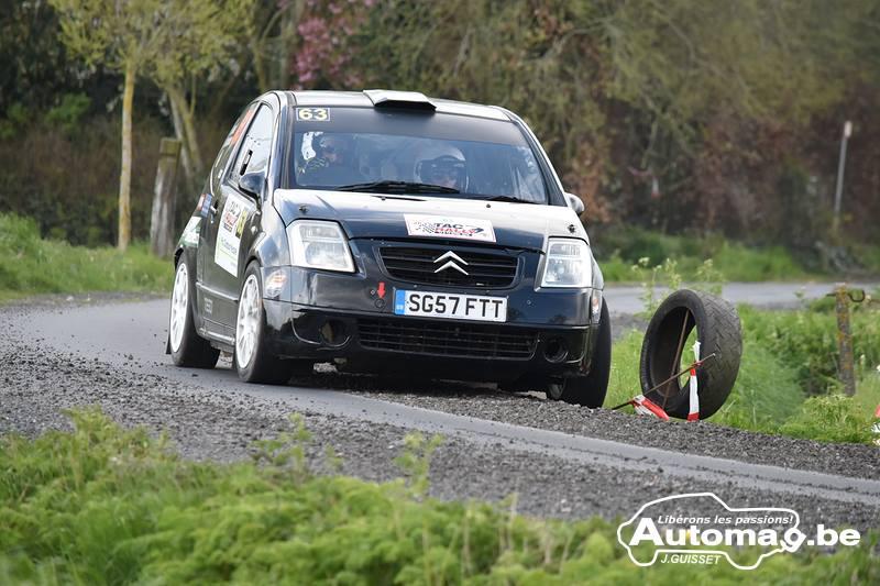 Rallyes Belges : Photos de Jack - Page 2 63_110
