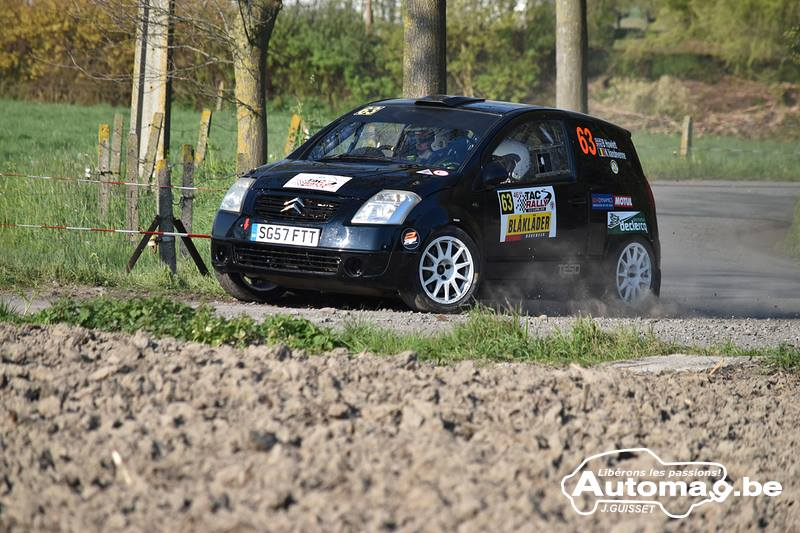 Rallyes Belges : Photos de Jack - Page 2 63_410
