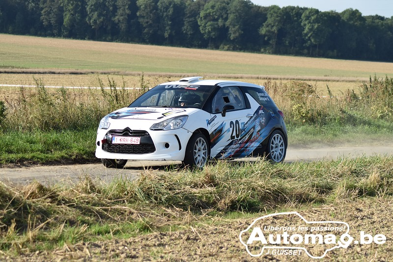 Rallyes Belges : Photos de Jack - Page 3 69101310