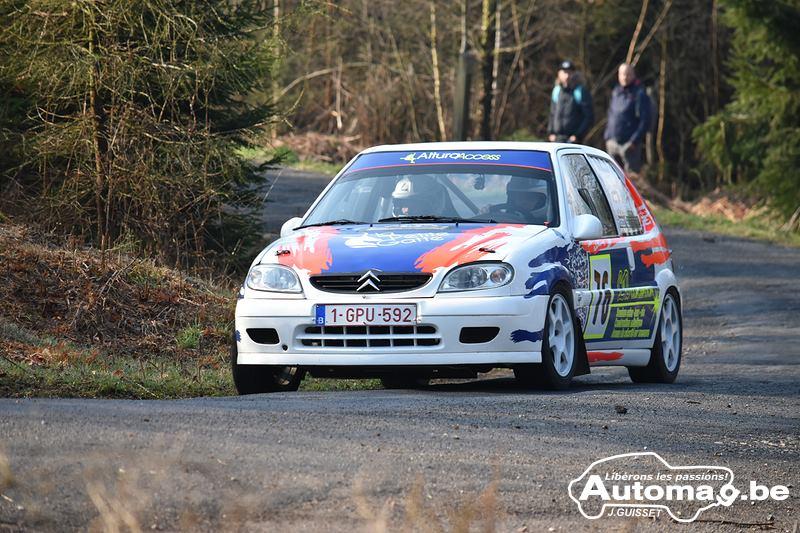 Rallyes Belges : Photos de Jack - Page 2 7610