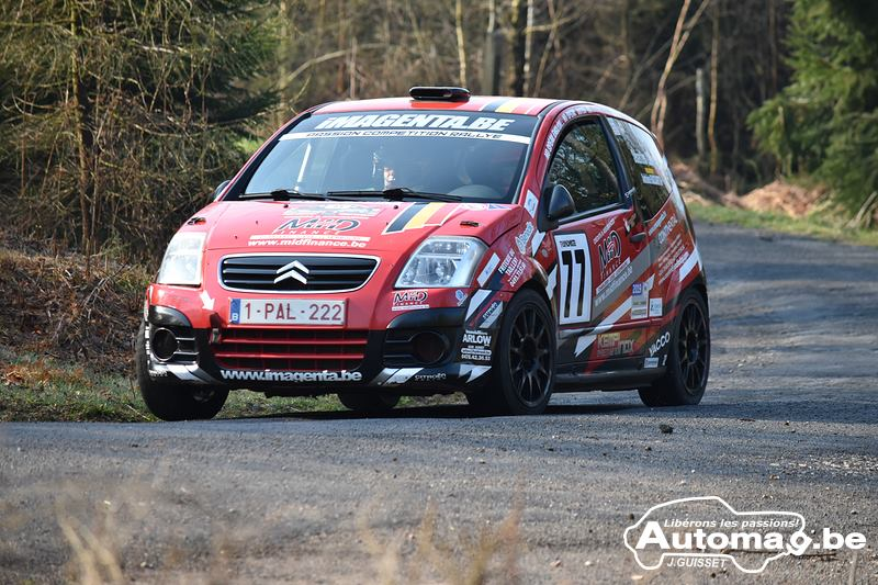 Rallyes Belges : Photos de Jack - Page 2 77_210