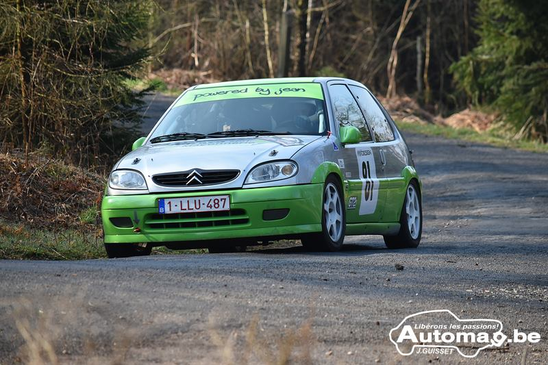 Rallyes Belges : Photos de Jack - Page 2 8110