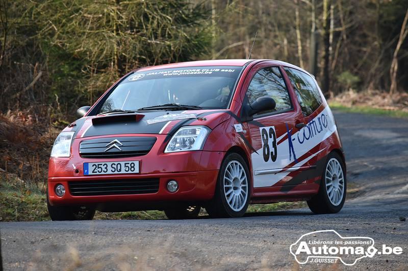 Rallyes Belges : Photos de Jack - Page 2 83_210