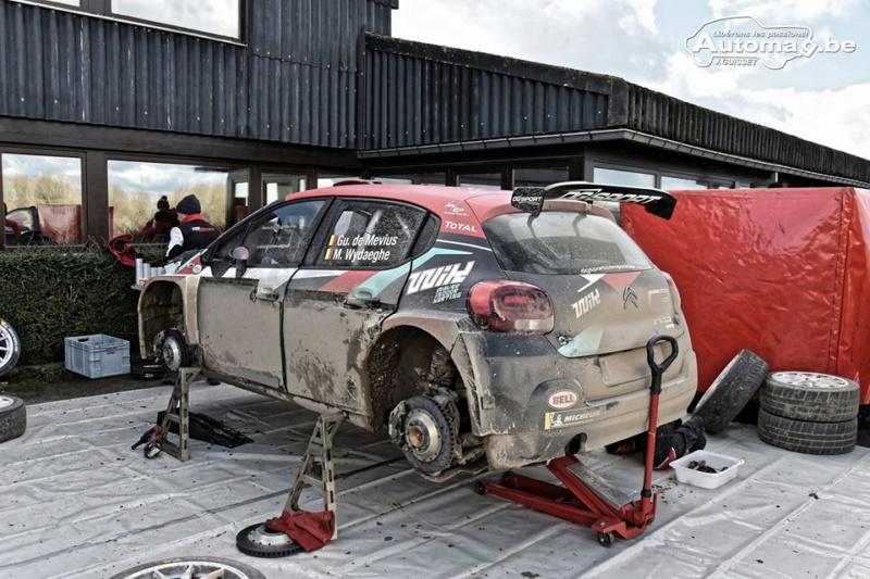 Rallyes Belges : Photos de Jack - Page 3 87309010