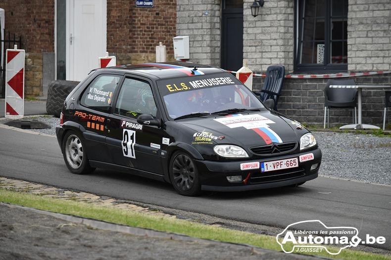 Rallyes Belges : Photos de Jack - Page 2 91_310