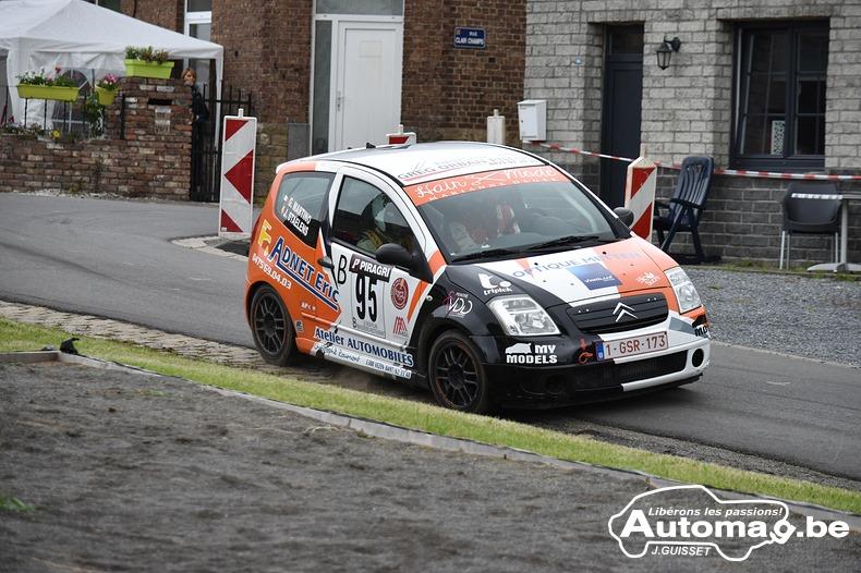 Rallyes Belges : Photos de Jack - Page 2 9510