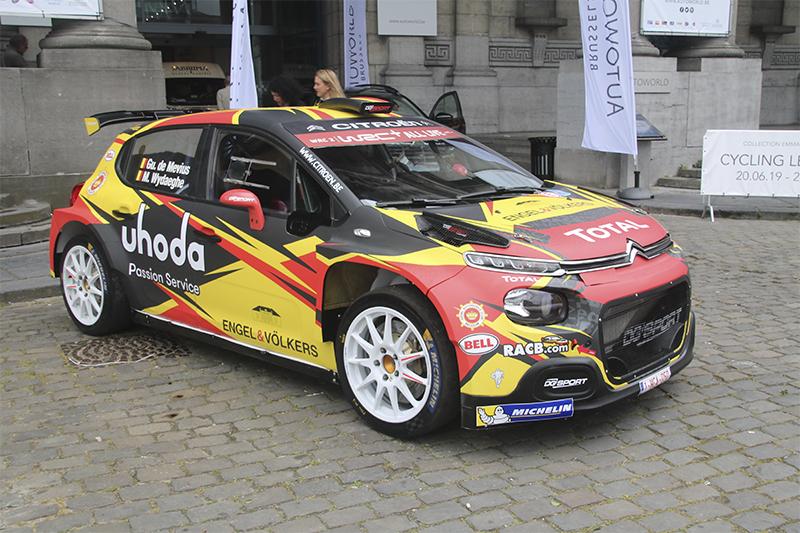 Rallyes Belges : Photos de Jack - Page 3 9c66f910