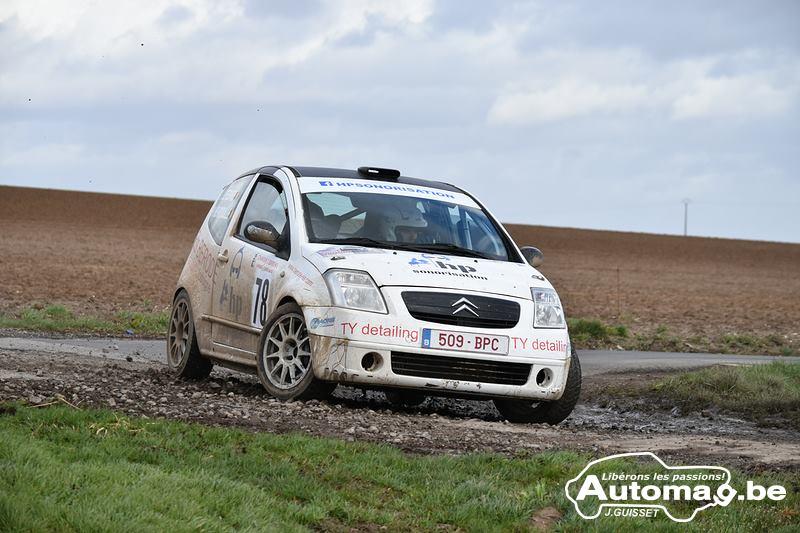 Rallyes Belges : Photos de Jack Camac_19