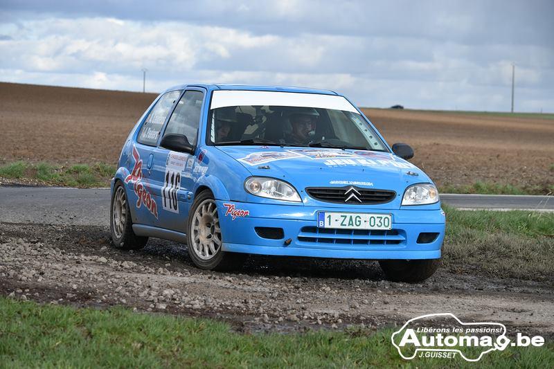 Rallyes Belges : Photos de Jack Camac_21