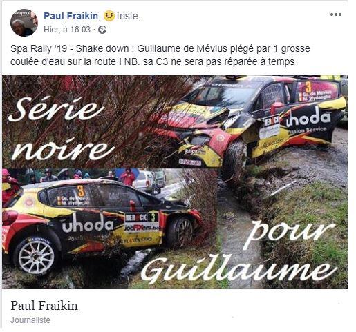 Rallyes Belges : Photos de Jack Captur10