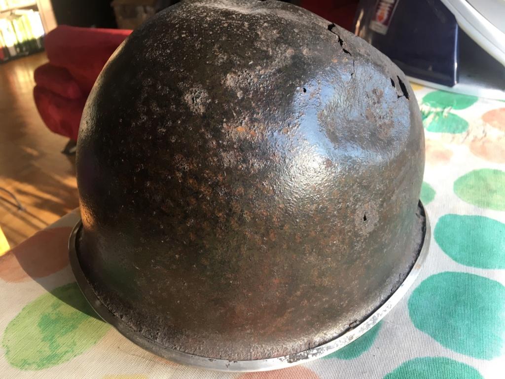 coque casque para US du 517 PIR (camouflage encore visible) Img_1327
