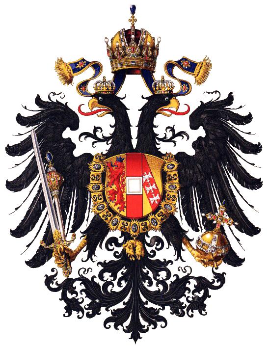 la colle de l'année sur l'identification d'un blason autrichien XIXe siècle... Wappen10