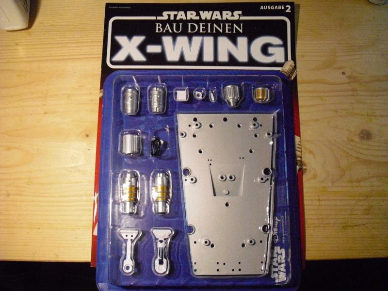 Etappenbausatz De Agostini - X-Wing Cimg3810