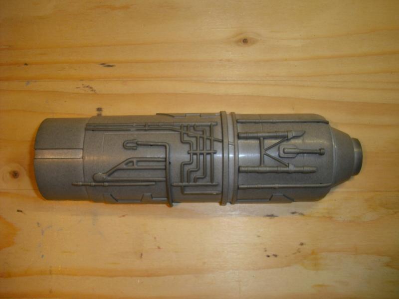 Etappenbausatz De Agostini - X-Wing Cimg3927