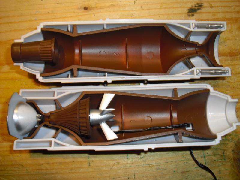 Etappenbausatz De Agostini - X-Wing Cimg4082