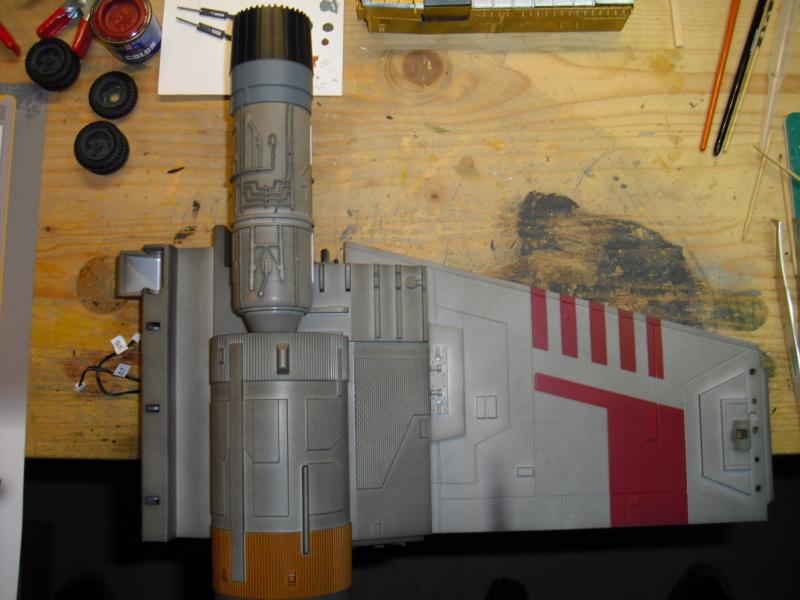 Etappenbausatz De Agostini - X-Wing Cimg4160
