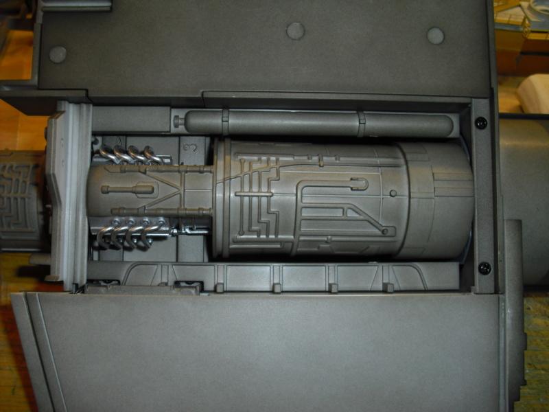 Etappenbausatz De Agostini - X-Wing Cimg4191