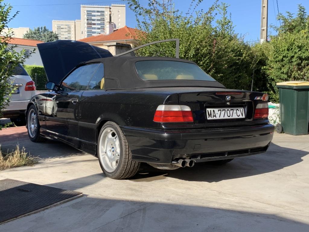 M3 e36 3.2 bmv6 cab cosmoschwarz cuir Modena  14863810
