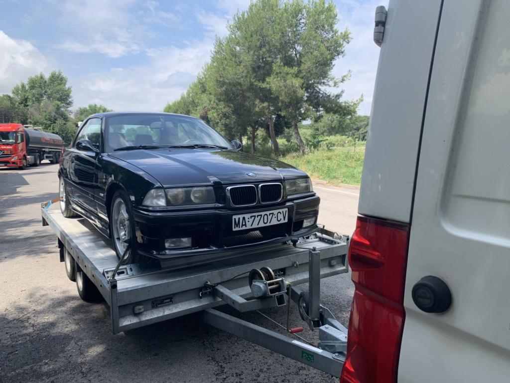 M3 e36 3.2 bmv6 cab cosmoschwarz cuir Modena  D0922210