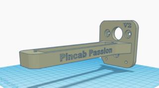 [WIP] Pincab 4K  40'´ kit Art'Cab  Plunge17