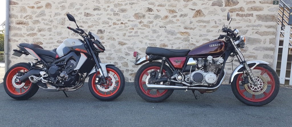 les premiers 3 cylindres yamaha - Page 2 3110