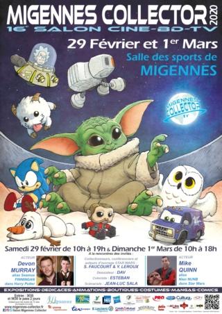 Migennes Collector 2020 Affich10