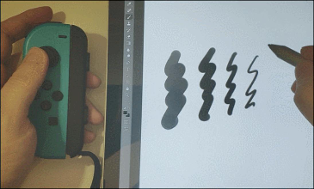 繪師們的福利Switch Joy-Con變快捷鍵盤的中文教程 Captur10