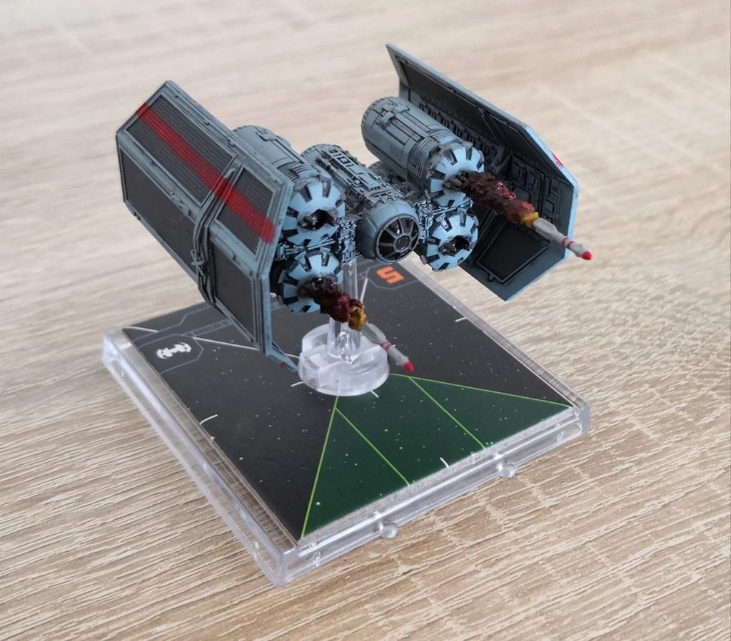 [Biete] Schiffsumbauten (Raketen-Upr.), Promomat., Schiffe Punish10