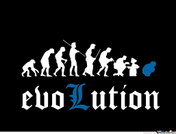 L'Evolution [ TaVern Du D3m0n ]