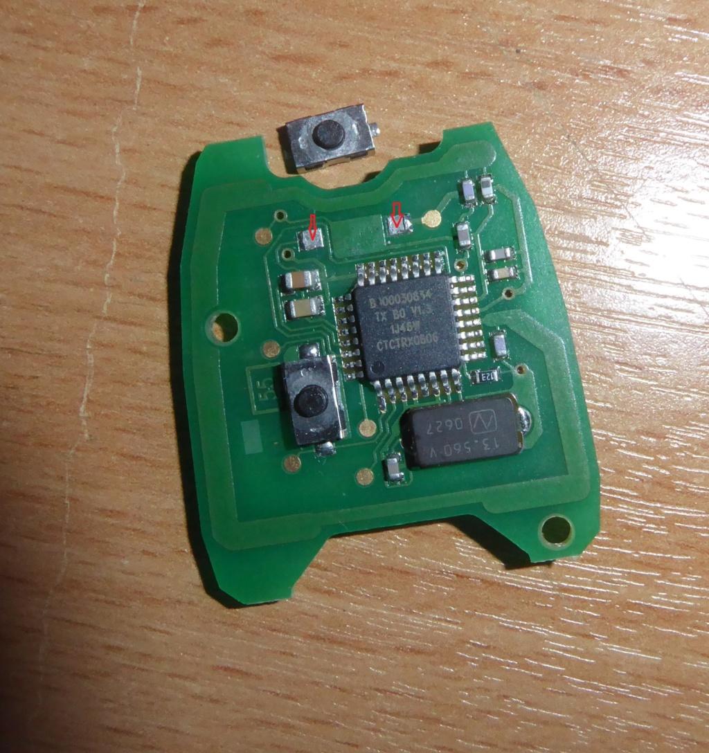 Besoin d'aide physiquement pour 2 micro soudures ( Fini réparé ) 00310